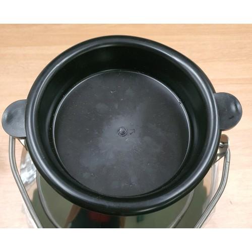 Dump Bucket System for waste milk & colostrum