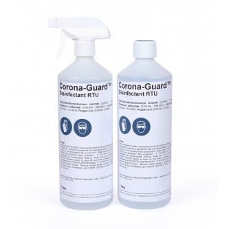 Corona-Guard Disinfectant RTU Trigger Spray