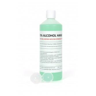 70% Alcohol Hand Sanitiser 1 litre