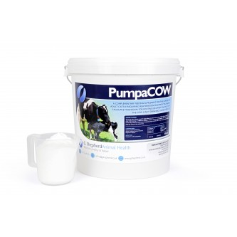 """PumpaCOW """"All Purpose"""" Oral Fluids for Cows (Powdered Form)"""