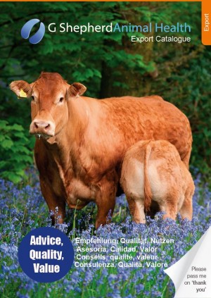 Eurotier & Our Animal Health Export Brochure