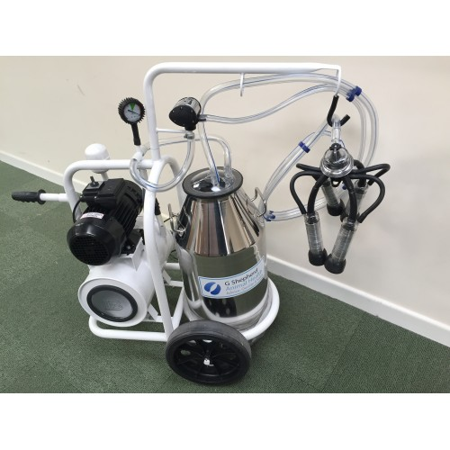 Portable milking machines for sale