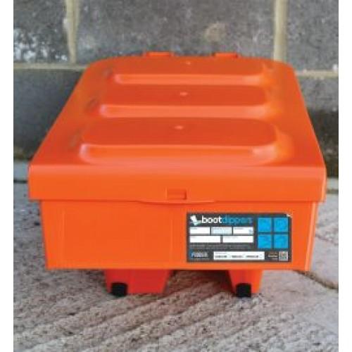Bootdipper footware disinfectant dip +/- TiBicur TB disinfectant