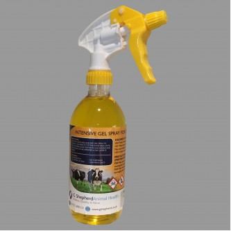 TK Double D Gel Hoof Spray