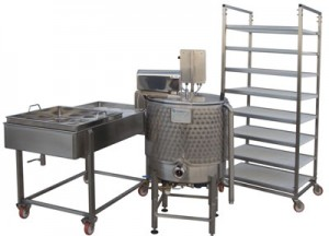 Small Scale Dairy Equipment