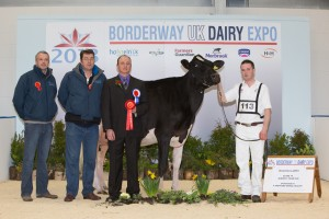 UK Dairy Expo 2015