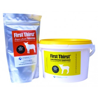 "First Thirst ""Super Lamb"" Colostrum Powder"