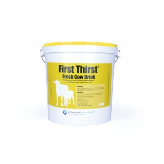 First Thirst FRESH COW DRINK (30 drinks)
