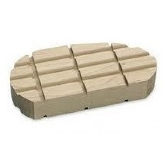 Wooden Foot Blocks